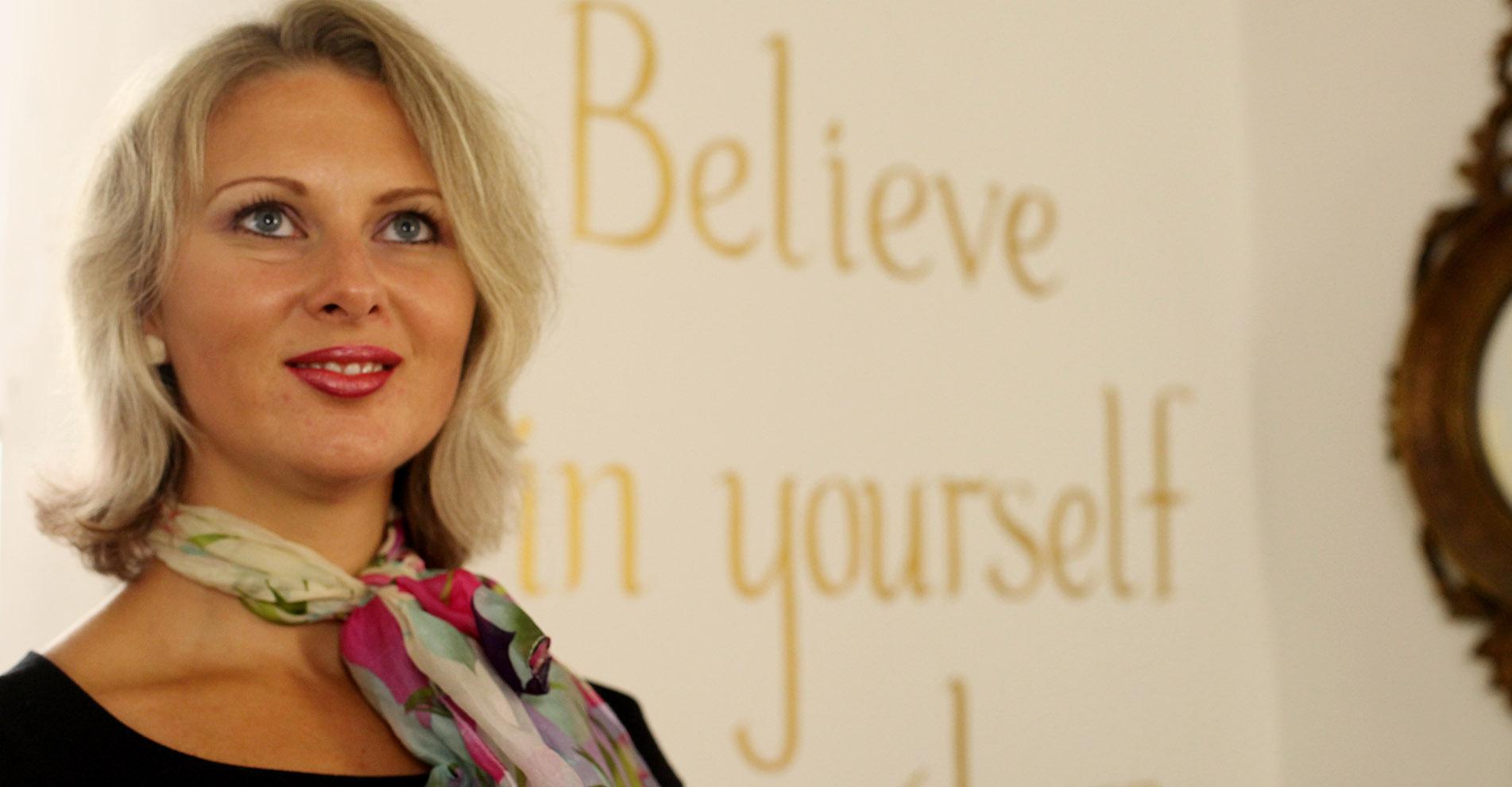 Lucia Believe - Lucia Hoxha   Yoga   Lifestyle Coach   Online Yoga for Women