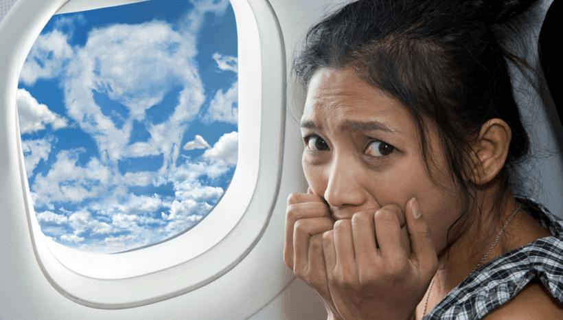 9 krokov ako prekonať strach z lietania